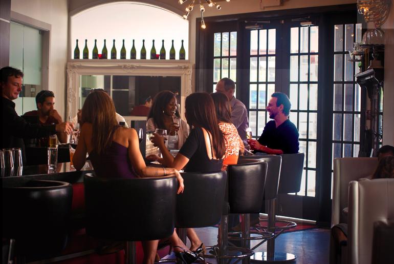 Uva_Patrons at Bar_Scout