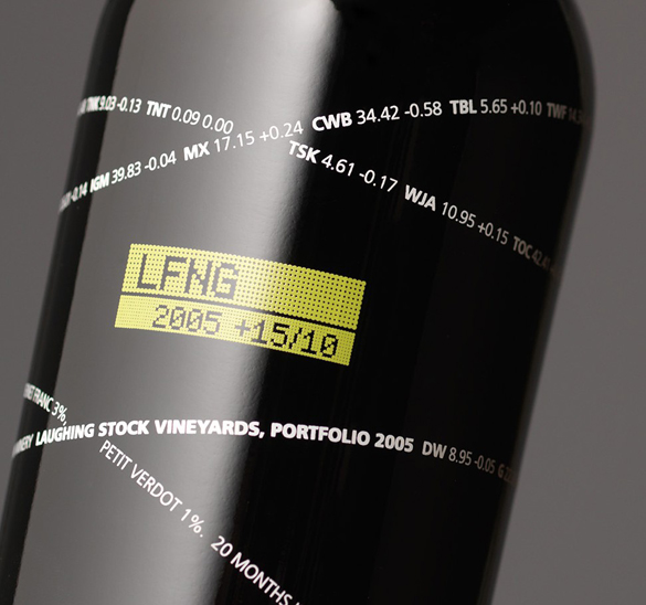 "GOODS | Laughing Stock Celebrates 10th Vintage Of Their Flagship ""Portfolio"" Wine"
