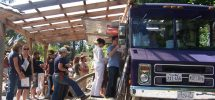 Sobo's Iconic Purple Catering Truck And The End Of An Era…
