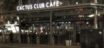 It's Official: English Bay Cactus Club Opening Early Summer 2011
