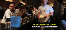 "10 Minutes With New ""DB Bistro"" Chef, Nathan Guggenheimer…"