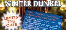Whistler Brewing Co. Presents Winter Dunkel For The Holidays