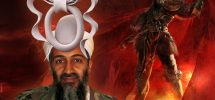 Tea & Two Slices: On Tweeting Osama Bin Laden's Death And The Fires Of Mount Doom