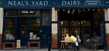 "GOODS: Gastown's ""Salt Tasting Room"" Hosting Pair Of Neal's Yard Cheese Tastings"
