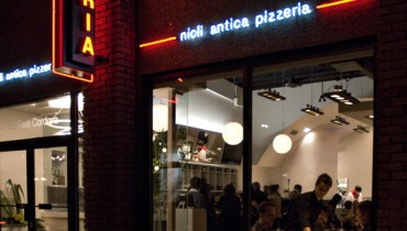 "GOODS | Gastown's Nicli Antica Pizzeria To Open ""Next Door"" At The End Of The Month"