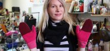 "EASTSIDE CULTURE CRAWL: A Few Minutes With ""Astrosatchel"" Designer Janna Hurtzig"