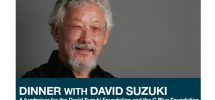 "GOODS: David Suzuki At ""C"" To Celebrate The Restoration Of A First Nations Fishery"