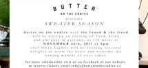 "GOODS: Butter On The Endive Gets Cooking In Gastown At ""The Found & The Freed"""