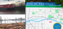 CITY BRIEFS: On Log Booms, Range Rovers, And Exploring The Fraser River On A Bicycle
