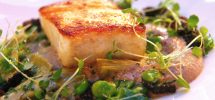 AWESOME THING WE ATE #863: Half Of Chef Jason Leizert's New Spring Menu At Boneta