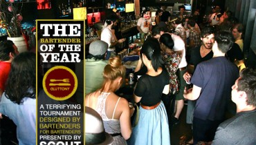 "Tough Tournament Set To Decide The 2012 ""Bartender Of The Year"" At The Keefer Bar"
