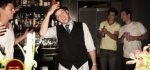"""DINER: Local Bartenders To Be Tested For Knowledge At """"The Diamond"""" This Monday"""