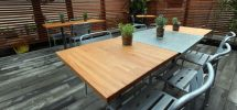 Seen In Vancouver #373: A Sneak Peek At Pronto's Brand New Back Patio Off Cambie