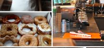 DINER: 49th Parallel & Lucky's Doughnuts Opening Tomorrow Morning At Main & 13th