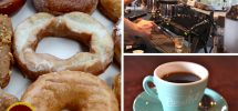 DINER: Lucky's Doughnuts & 49th Parallel Replacing Kits Coffee Company On 4th Ave