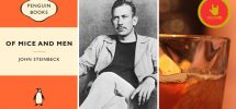 "READ IT (AGAIN): Pair An Old Pal Cocktail With John Steinbeck's ""Of Mice And Men"""