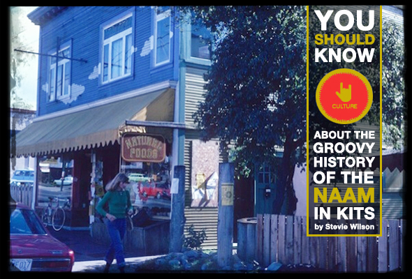 "YOU SHOULD KNOW: About The Groovy History Of Kitsilano's Iconic ""Naam"" Eatery"