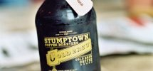 "COOL THING WE WANT #363: Swigs From An Ol' Stubby Of ""Cold Brew"" By Stumptown"