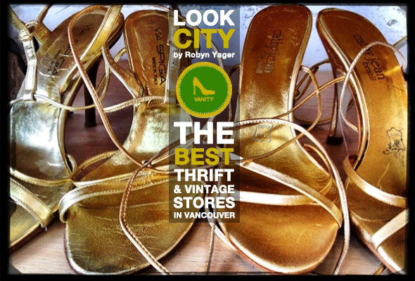 LOOKCITY: Hunting Through The Ten Very Best Vintage & Thrift Stores In Vancouver