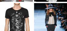 """LOOKCITY: Claire Boucher (""""Grimes"""") Pairs With Saint Laurent Paris For New T Designs"""