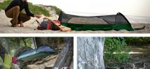 COOL THING WE WANT #380: A Compact, Super Light Blue Ridge Camping Hammock