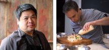 "GOODS: Chefs From Wildebeest & Calgary's ""Model Milk"" Prepping For June 4th Supper"