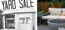 "GOODS: Aloe Designs Hosting Yard Sale In Support Of ""Richmond Schoolyard Society"""