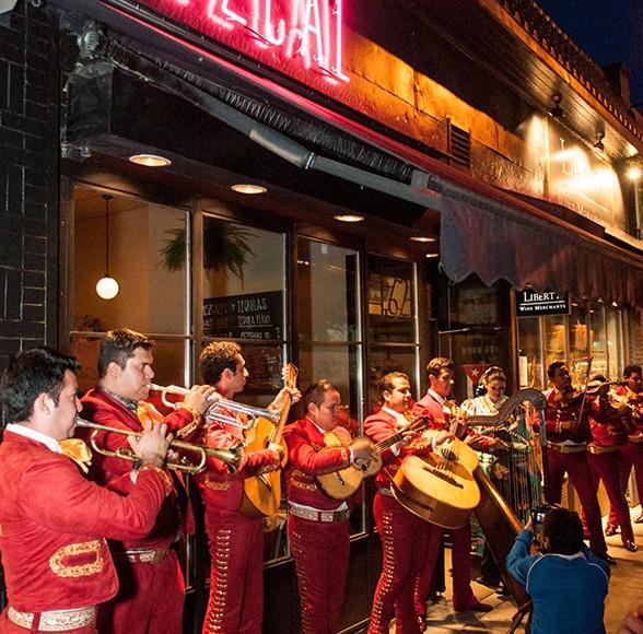 "GOODS | La Mezcaleria & Chinatown's El Kartel Pairing Up For ""Dia De Los Muertos"""