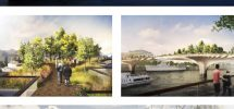 VANCOUVER WOULD BE COOLER IF #203: It Had A Garden Bridge Spanning False Creek