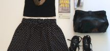 """OUTFIT OF THE DAY: Special """"All Black To The VAG's Grand Hotel Exhibition"""" Edition"""