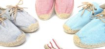 "GOODS: Stylish ""Soludo"" Espadrilles Are Now In Stock At Rowan Sky On Cordova St."