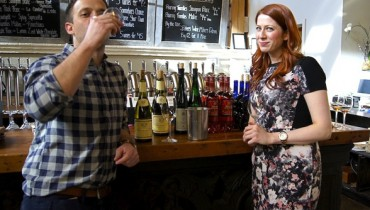 "GOODS | Sommelier Cage Fight Pitting Wine Against Wine At ""Vancouver Urban Winery"""