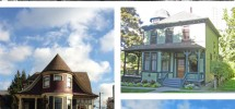 THE ROOF OVER YOUR HEAD | Getting To Know The Queen Anne Revival House Style