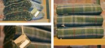 "COOL THING WE WANT #406 | Super Warm Woolen Tartan Blanket From ""Old Faithful"""