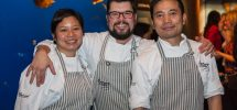 "GOODS | Forage Chef Chris Whittaker Wins Again At ""Ocean Wise Chowder Chowdown"""