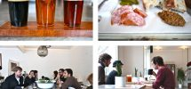 AWESOME THING WE ATE #915 | The Best Brunch We've Ever Had (Inside A Brewery)