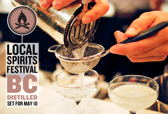 "Vancouver Gets Set For ""BC Distilled"", A Festival Celebrating The Best Local Spirits"
