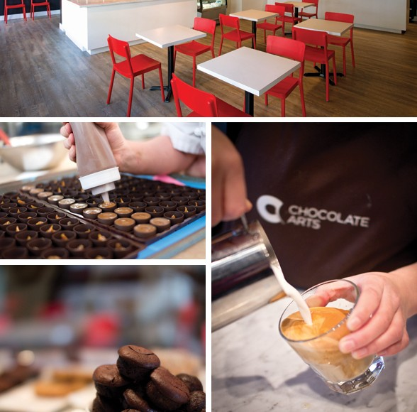 "WELCOME | Kitsilano's ""Chocolate Arts"" Has Joined The Growing Scout Community"