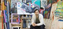 SEEN IN VANCOUVER #493 | A Look Inside The East Van Studio Of Artist Noah Bowman