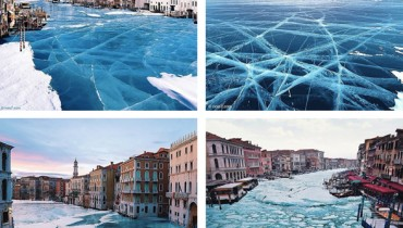 FOREIGN INTELLIGENCE BRIEF #424 | What Venice Would Look Like With Frozen Canals