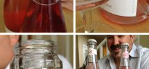 "MESSAGE IN A BOTTLE | Winemaker Jay Drysdale Pops Twin ""Bella"" Sparkling Rosés"