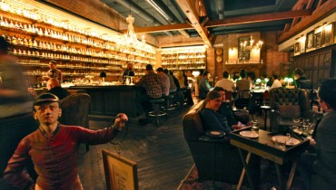 "VANCOUVER WOULD BE COOLER IF #231 | It Had PDX's ""Multnomah Whiskey Library"""