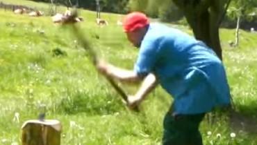 SMOKE BREAK #1109 | Furious Austrian Dairy Farmer Declares War Against Red Bull