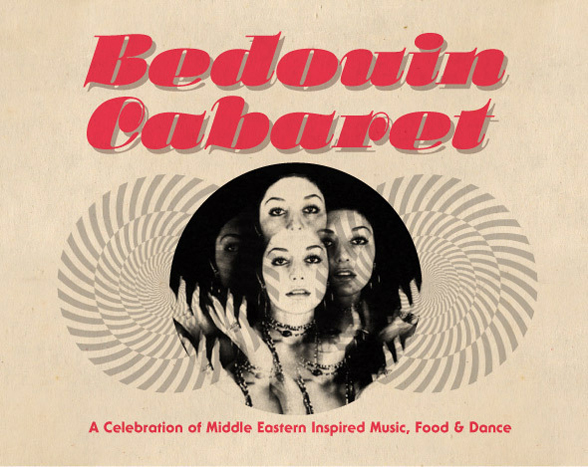 "GOODS | ""Nuba"" In Kits To Celebrate Middle East With Six Week Long ""Bedouin Cabaret"""