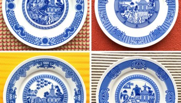 COOL THING WE WANT #433 | Beautiful Porcelain Plates Decorated With Calamities