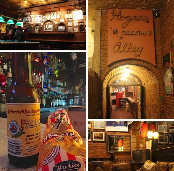 "DIVE BARS | Loving Cheezies And Pacificos After Work At ""The Brickhouse"" On Main St."