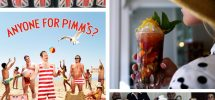 DRINKER | Welcoming Patio Season With The Civilised Sipping Of Proper Pimm's Cups
