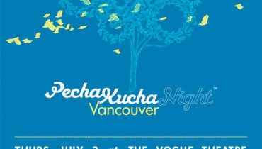 "HEADS UP | Speakers Named For The Next ""Pecha Kucha"" Night (Tickets Now On Sale)"