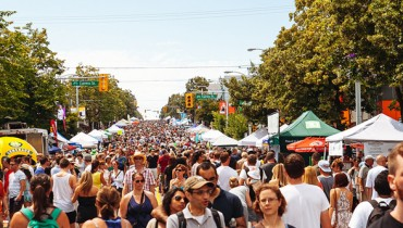 SEEN IN VANCOUVER #505 | Scenes From The 'Khatsahlano Street Party' On West 4th
