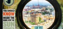 YOU SHOULD KNOW | What It's Like Inside The Dome Of Vancouver's Iconic Sun Tower